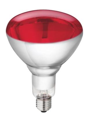 Värmelampa Philips IR Röd (150 & 250 Watt)