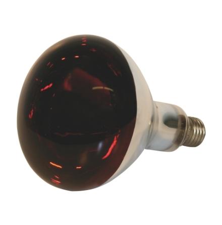 Värmelampa Kerbl IR Röd (150 & 250 Watt)