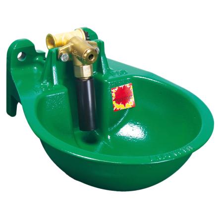 Vattenkopp Rörventil F30 T