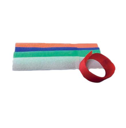 Ankelband Får, Kardborre 20-pack (Flera Färger)