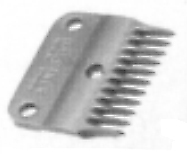 Hauptner Underskär 11-tandat 86852. 3 mm klipphöjd