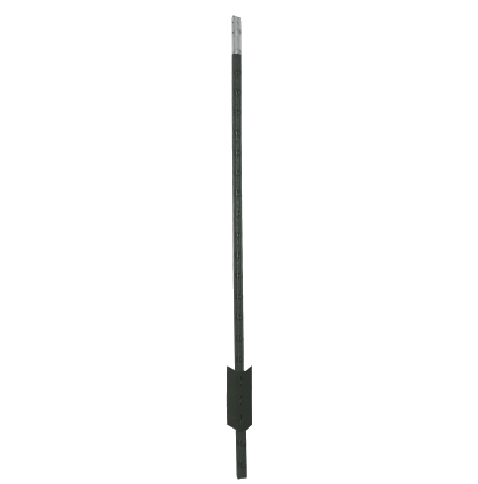 Stålstolpe T-post 152 cm