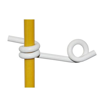 Trådhållare Ögla 12 mm 50-pack