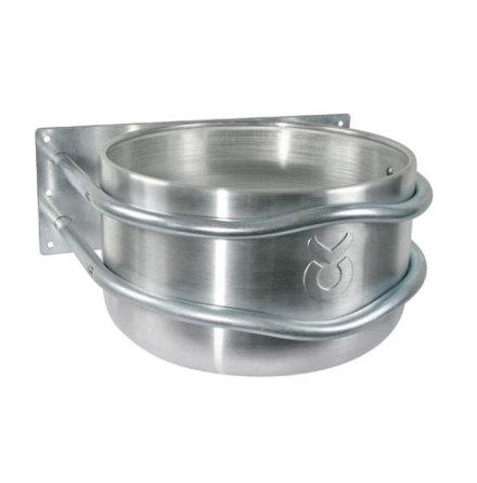 Fodertråg 18 Liter Aluminium