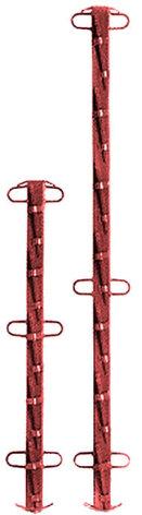 Sträckbalk för nät max 120 cm - Hayes