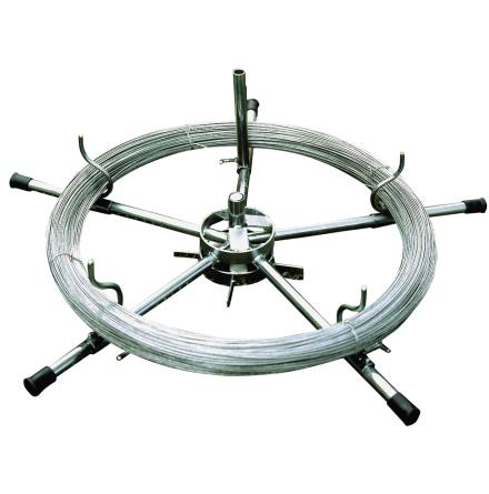 Trådvinda för järntråd / HT-Tråd - 5 Armar