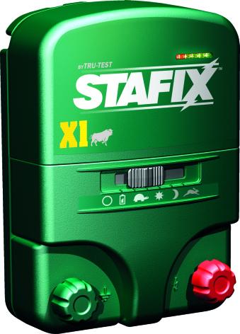 Elstängselaggregat Stafix X1 - 12Volt & 230 Volt
