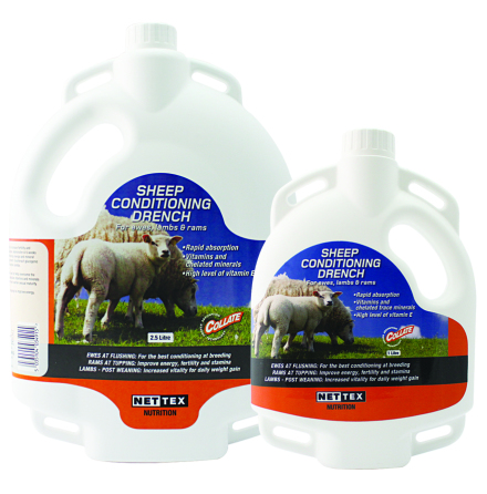Sheep Condition Drench 1 liter utan koppar