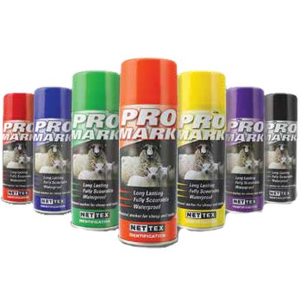 Får-Märkspray ProMark. 400 ml