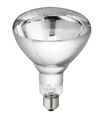 Värmelampa Philips IR - Vit (150 - 250 Watt)
