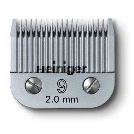 Skärsats Heiniger #9 2,0 mm