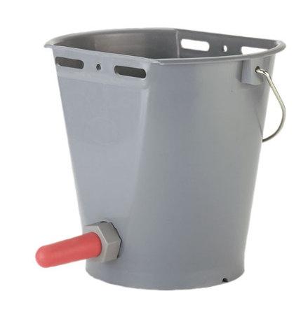 Kalvbar 8 liter Ljusgrå