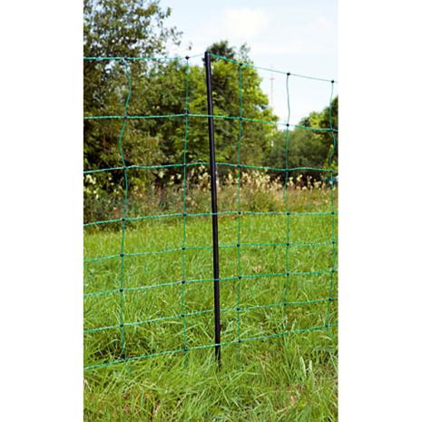 Fårelnät Standard 108 cm Grön Dubbelspets 50 Meter