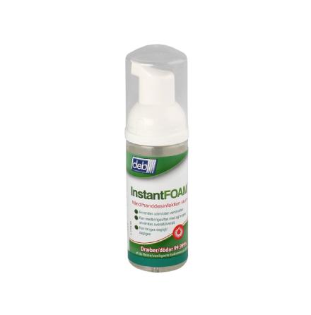 Handdesinfektion InstantFOAM Pumpflaska 47 ml.