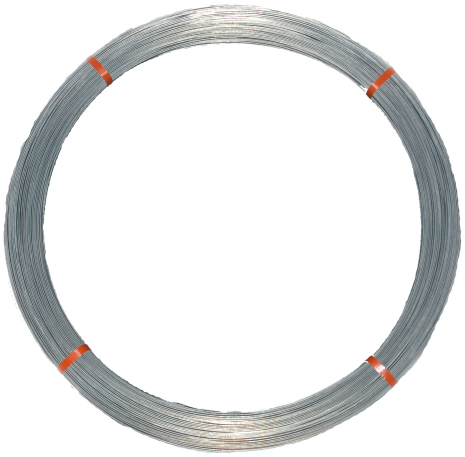 High Tensile Tråd Optimum 2,5 mm 25 Kg - 1100-1300 N/mm2