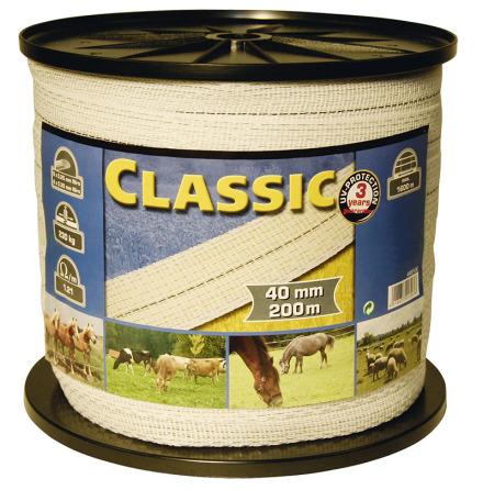 Elband Classic 40 mm 200 Meter 1,21 Ohm/m (Flera förpackningsstorlekar)