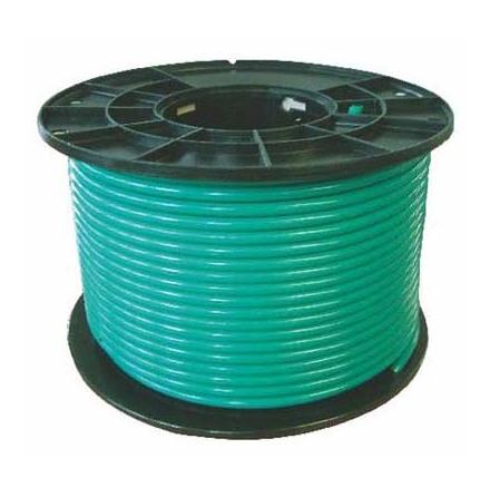 Matarkabel Grön - Wirekärna (Flera Längder)