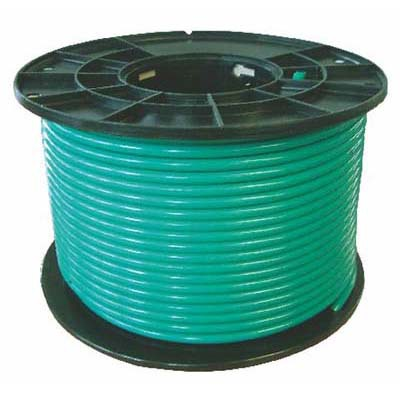 Matarkabel Grön - Wirekärna