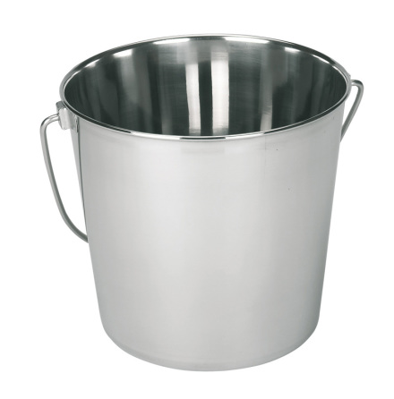 Hink 8,5 Liter Rostfri