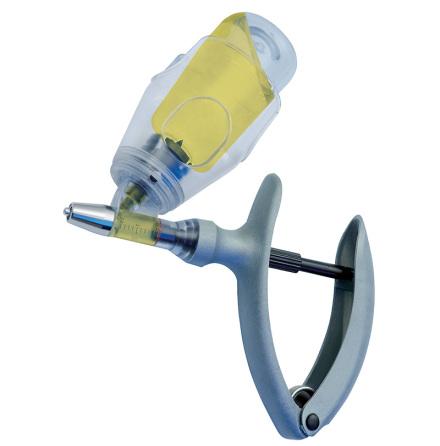 Injektionsspruta HSW ECO-Matic 5 ml med flaskanslutning