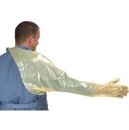Veterinärhandske Super Touch med axelskydd 50-pack