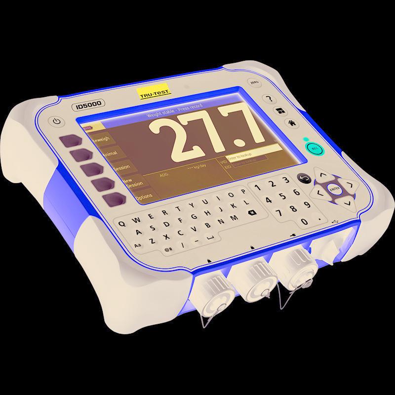Vågdisplay Tru-Test ID5000 inkl TTS-Link