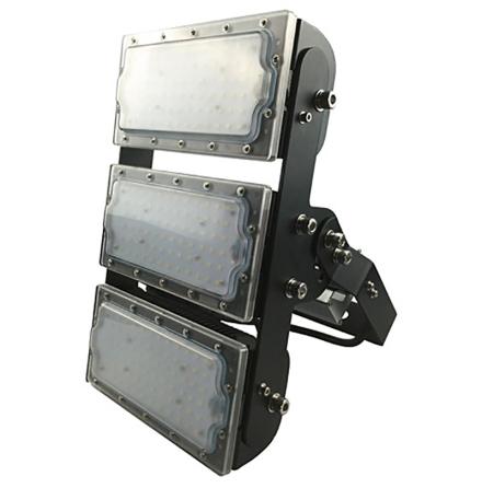 Gårdsarmatur LED 150 Watt (3x50 watt) 18.000 Lumen