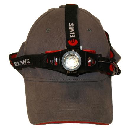 Pannlampa Elwis Focus 120 Lumen