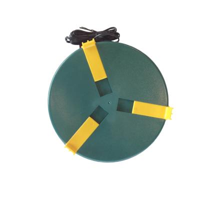 Värmeplatta för vattenautomat 12 Watt - 30 cm