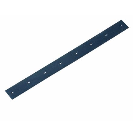 Gummiblad Reserv till Gödselskrapa Halvrund 75 cm