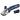 Klippmaskin Heiniger Xplorer Kreatursax - 2 batteri (Skär 21/23)