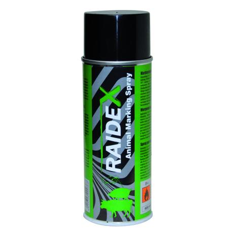 Märkspray Raidex Nöt/Gris Grön 400 ml