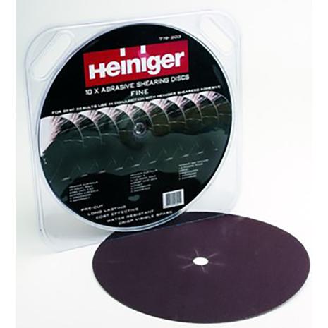 Heiniger Slippapper 80 Korn 10-pack