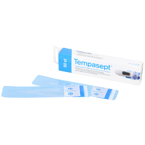 Engångsskydd för termometer 50-pack