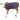 Kalvtäcke ThermoPlus Rygglängd 80 cm