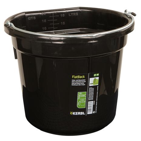 Hink 20 Liter Flat sida