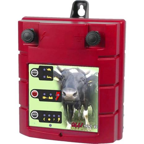 Elaggregat Olli 122B - 12 Volt Batteri