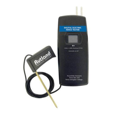 Digital Voltmätare för elstängsel Rutland