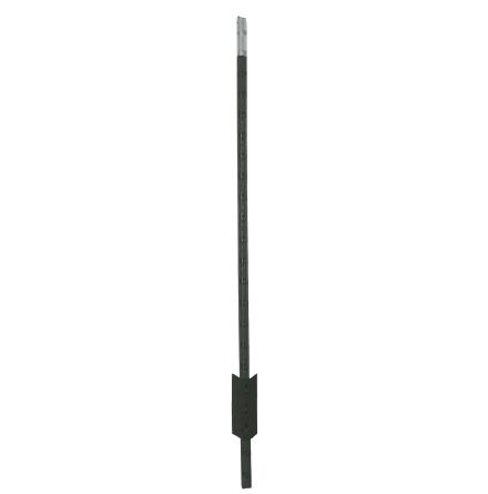 Stålstolpe T-post 167 cm
