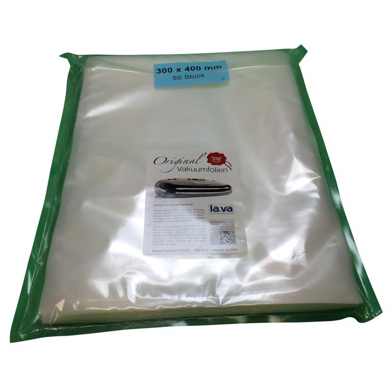Prima Köp Påsar till vakuumförpackare La-Va 30 x 40 cm 50-pack här TE-07