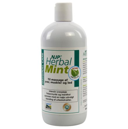 NJP Liniment Herbal Mint 500 ml
