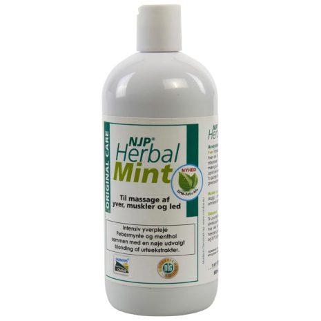 NJP Liniment Herbal Mint 500 ml