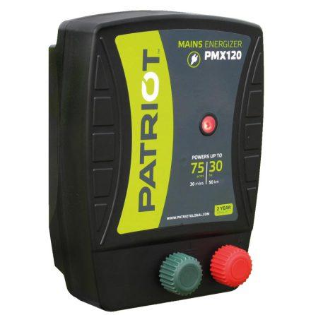 Elstängselaggregat Patriot PMX 120 - 230 Volt