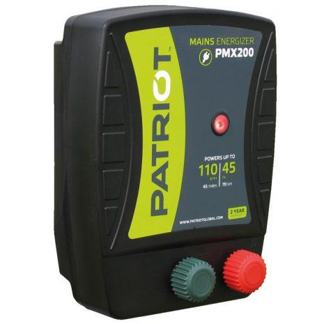 Elstängselaggregat Patriot PMX 200 - 230 Volt