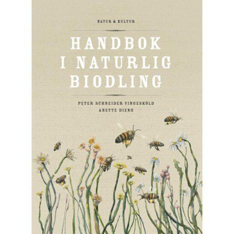 Bok Handbok i naturlig biodling