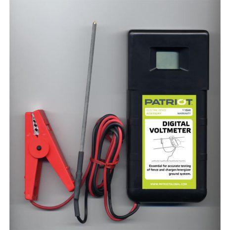 Digital Stängseltestare för elstängsel - Patriot