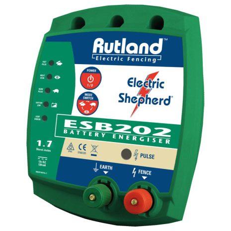Elaggregat Rutland ESB 202 - 12 Volt Batteri