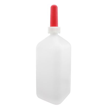 Nappflaska för kalv 2 liter