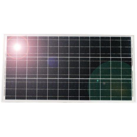 Solpanel 100 Watt 12 Volt - Komplett Paket