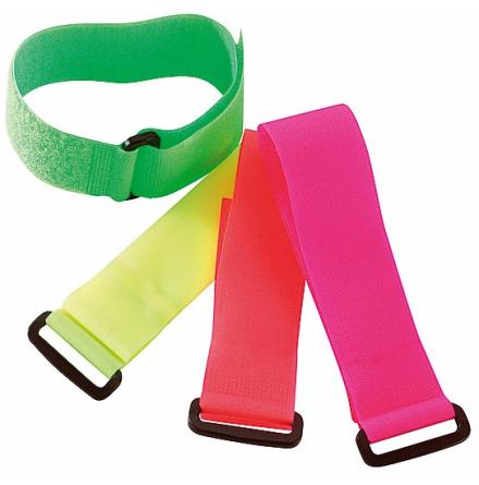 Vristband fluorescerande 5-pack